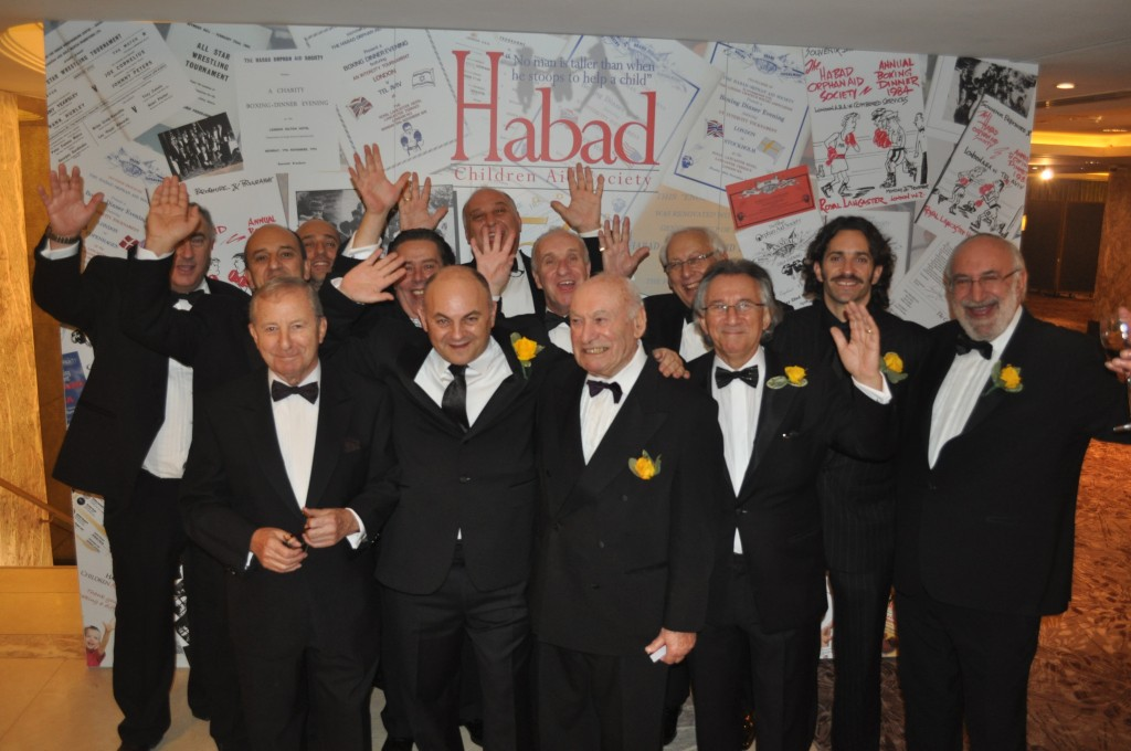 HabAId committee Group Shot